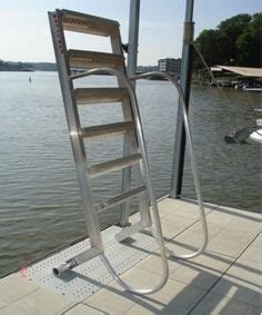 boat show boarding steps 3 step folding dock step steps for showrooms and boat