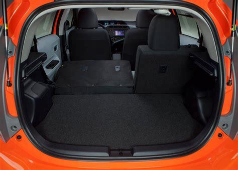 Toyota Prius Cargo Space 2012 Toyota Prius C Review Specs Pictures Price Mpg
