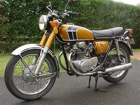 honda cb350 k4 early 70s honda cb350 gallery
