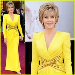 jane fonda yellow dress life home at 2102 my top 10 favorite oscar looks 2013