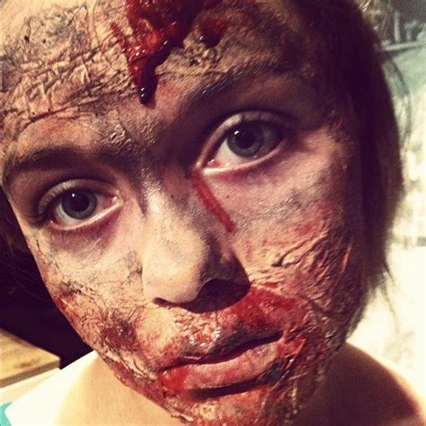 zombie makeup tutorial pinterest discover and save creative ideas