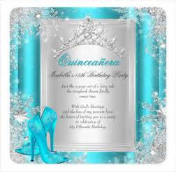 18 Quinceanera Invitation Templates Free Sample Teal Blank Wedding Card Templates Blue