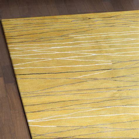 next gold rug meridian rugmakers ormara tufted gold area rug reviews wayfair