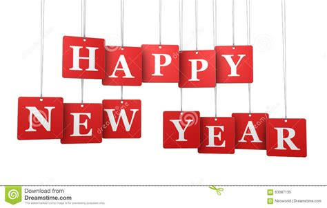 happy new year tags happy new year tags stock illustration image 63087135