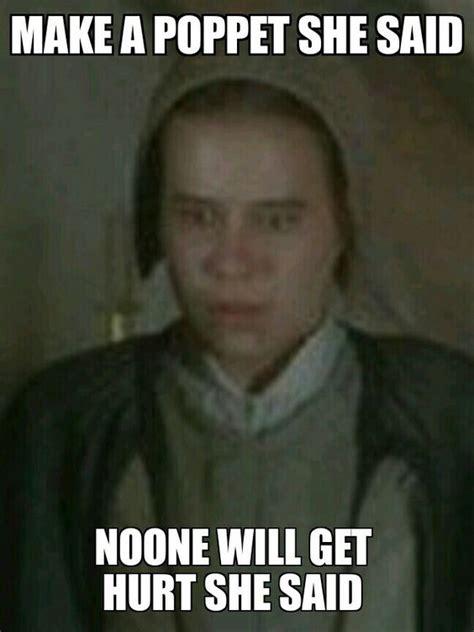 Mary Meme - mary warren meme the crucible pinterest memes