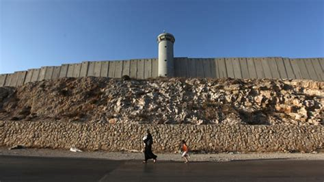 the wall and the gate israel palestine and the battle for human rights books israel says separation wall will be border news al jazeera