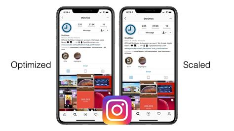 instagram updated  iphone xs max  iphone xr tomac