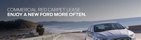 ford carpet lease terms commercial finance and lease framingham ford