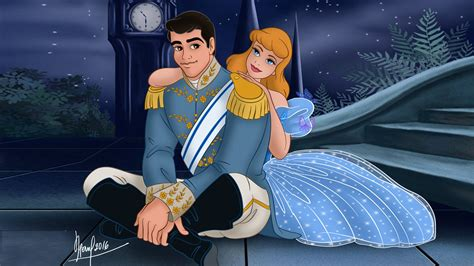 cinderella  prince charming romantic evening love