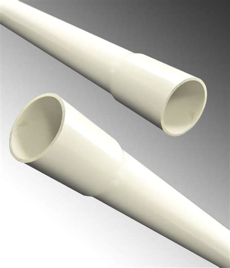 White Plumbing Pipe products heritage plastcis pvc conduit electrical