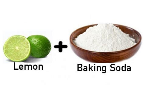 Detox With Lemon Juice And Baking Soda by Best Benefits Of Baking Soda And Lemon Womans Vibe