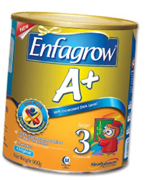 Enfagrow A 3 Vanila 1800gram stimulasi dini dan nutrisi enfagrow a meningkatkan