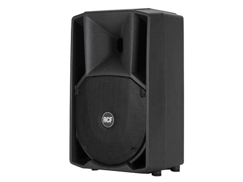 Speaker Rcf Kw rcf art410a mk2 active two way 800 watt peak 400 watt rms 10 inch 1 quot speaker rcf13 art410a mk2