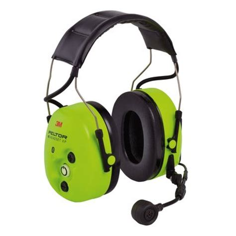 Headset Peltor 3m ground mechanic headset mt7h7aws5 01 gb peltor enviro safety products