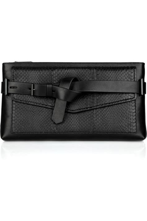 7 Excellent Envelope Clutches by Reed Krakoff Boxer Leather Envelope Clutch Covet