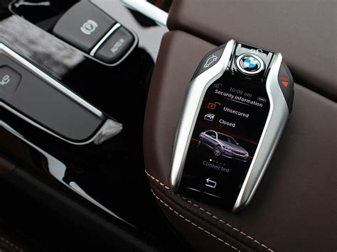 silicone key fob remote cover case skin  bmw touch