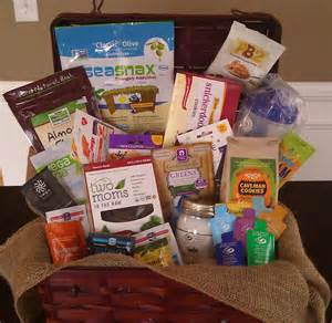 win a health nut gift basket 75 rv ends 2 14 gift