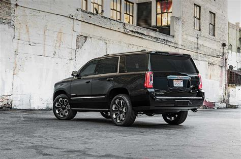 gmc terrain 2018 black gmc launches 2018 yukon denali ultimate black edition