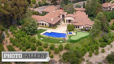 phil mickelson's rancho sante fe mansion on market for $10