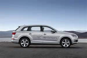 Audi Quattro Q7 Audi Q7 E Tfsi Quattro 4m 2016 Pr