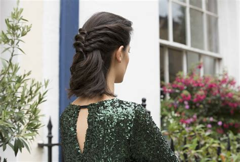 hairstyles for winter party long bob hairstyles 8 looks to wear to your holiday party