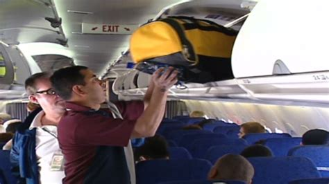 Spirit Baggage Fees by Schumer Several Airlines Vow Not To Charge For Carry On