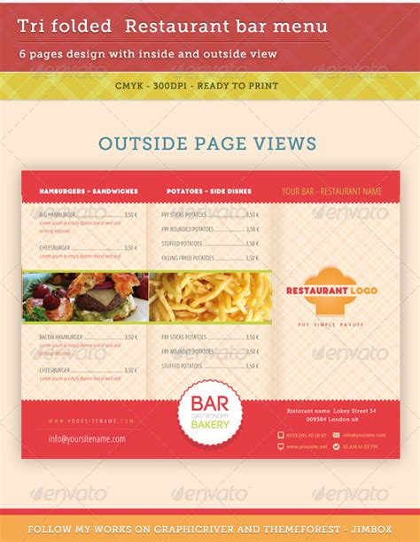 restaurant menu templates photoshop shisha menu template for photoshop 187 chreagle