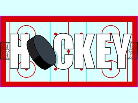 hockey clip hockey goal clipart 101 clip