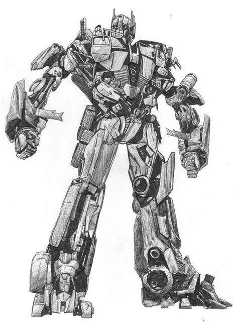 Optimus Prime Transformers By Wolfyskitty On Deviantart