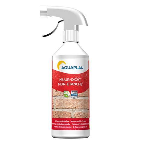 mur etanche aquaplan