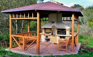 Gazebo Ideas by 32 Wooden Gazebos That Provide Rich Design And Comfortable