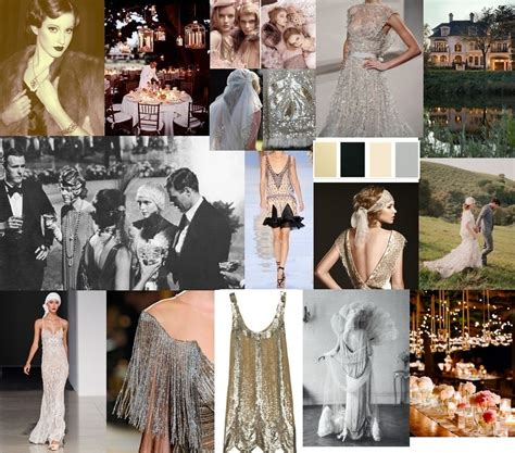 unique themes in the great gatsby your wedding support get the look great gatsby themed