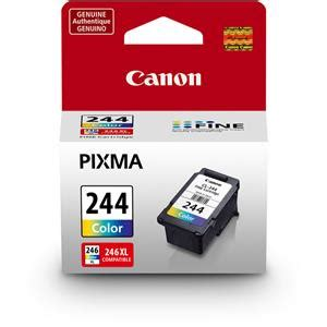 canon cl 244 color ink cartridge f/pixma mg & mx all in