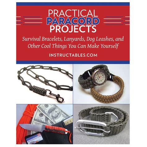 paracord dealers books practical paracord projects proforce equipment