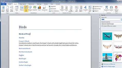 icdl word processing ms word 2010 tutorial 2010 learning word 2010