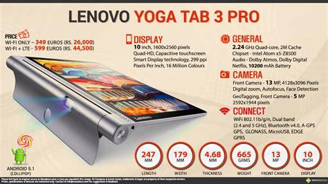 Lenovo Tab 3 Pro facts lenovo tab 3 pro