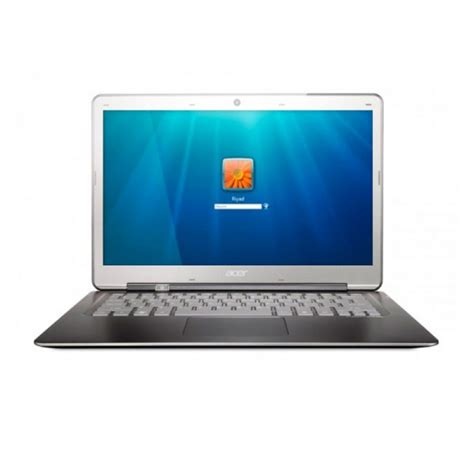 Laptop I 7 Acer Aspire S3 391 ultrabook acer aspire s3 391 6445 i5 3317u