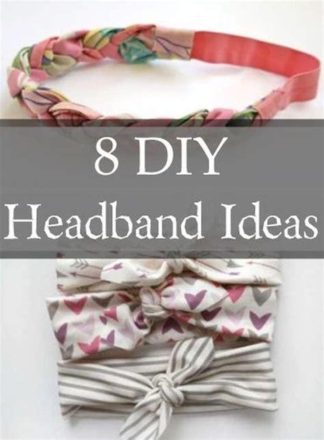 Handmade Headband Ideas - 15 diy headband ideas ideas diy and crafts and diy headband