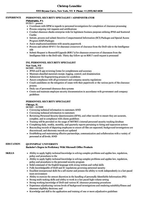 security guard resume example resume format for dentist