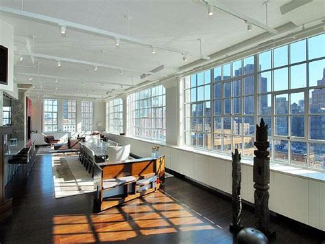 modern nyc apartments modern but expensive new york loft for sale