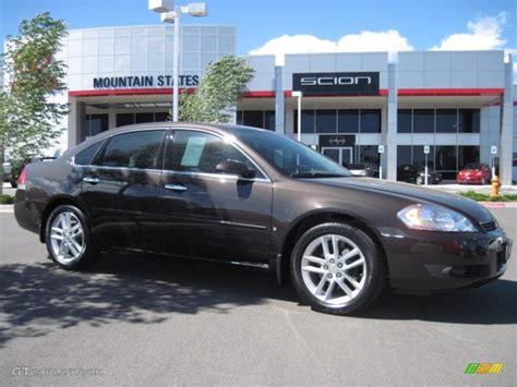 2008 mocha bronze metallic chevrolet impala ltz 30484520 gtcarlot car color galleries