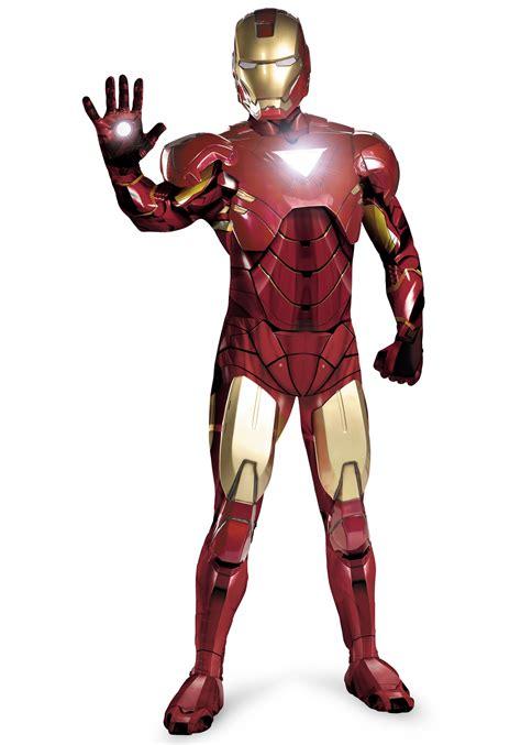 authentic iron man mark costume