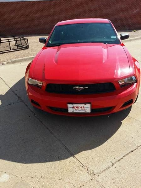 cars for sale clovis nm 2012 ford mustang for sale in clovis nm
