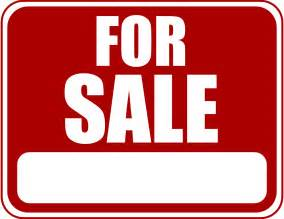 House for sale sign clip art clipart panda free clipart images