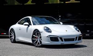 White Porsche 2015 Porsche 911 Luxury Cars Luxury Things