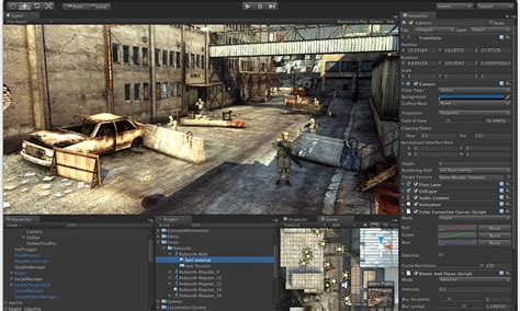 unity best layout unity engine concept giant bomb