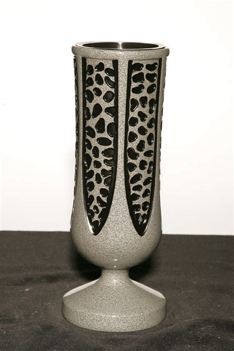 Vases For Cemetery Monuments by Speidell Monuments Memorial Vase Products Speidell