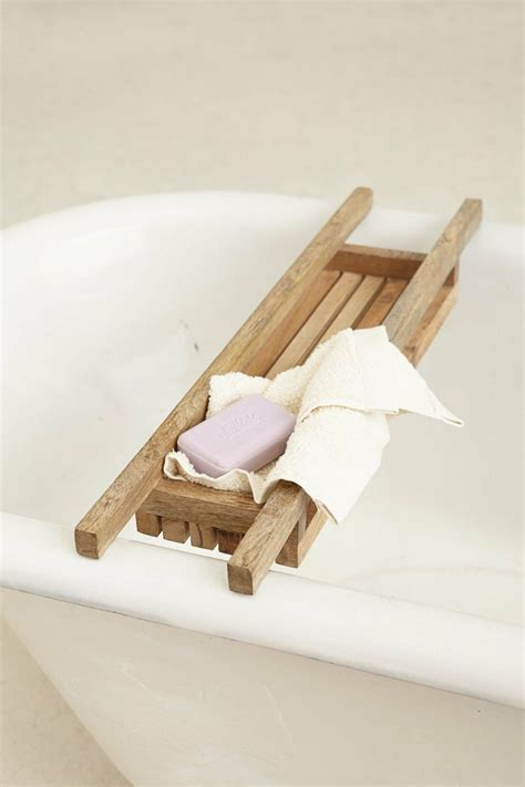 wooden bathtub caddy bay crate bathtub caddy crafts i like and good ideas