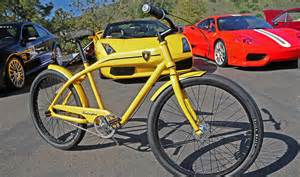 Lamborghini Bicycle Lamborghini Bicycle Is Just A Fraction Of The Cost Of The Car
