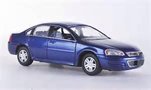 chevrolet impala 2011 blau american heritage models